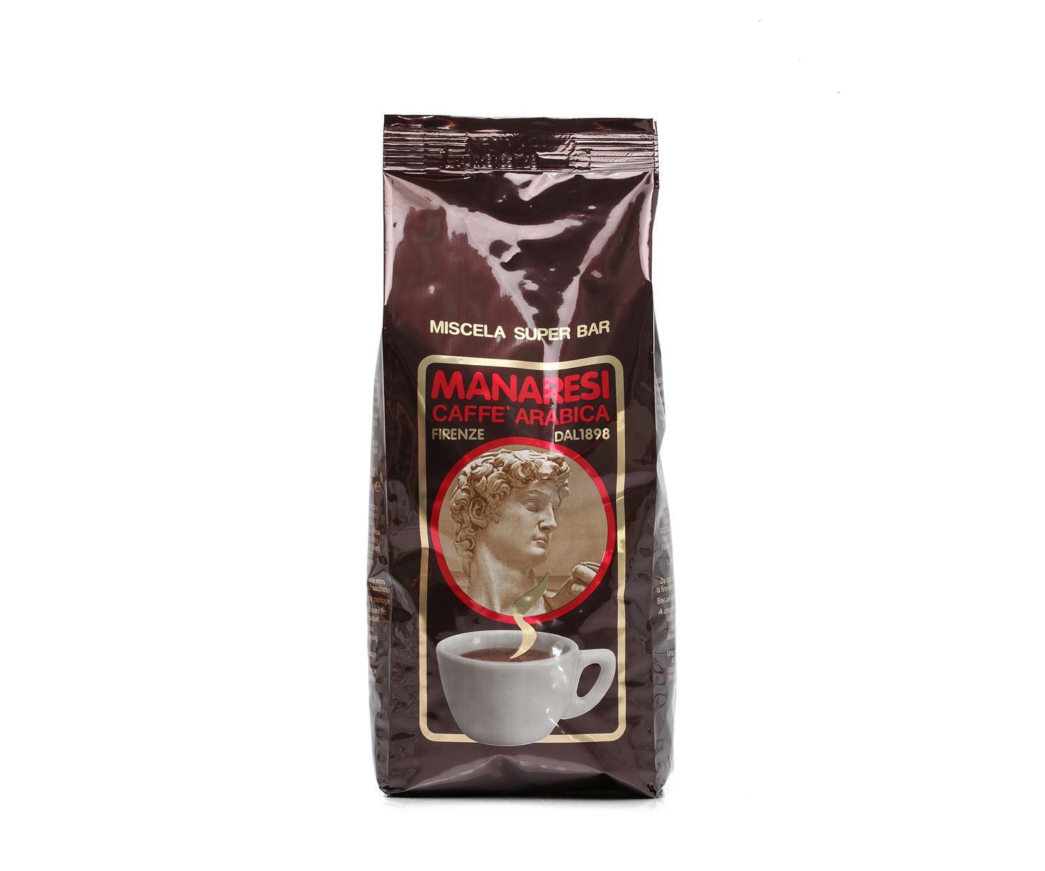 Manaresi Espresso Super Bar 500 Gr