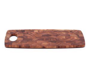 Ironwood Schneidebrett, Stirnholz, 0,75 cm Flach 001