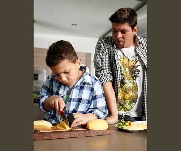 Produktabbildung 3 von Kai Juniorkochmesser, Kindermesser, Tim Mälzer
