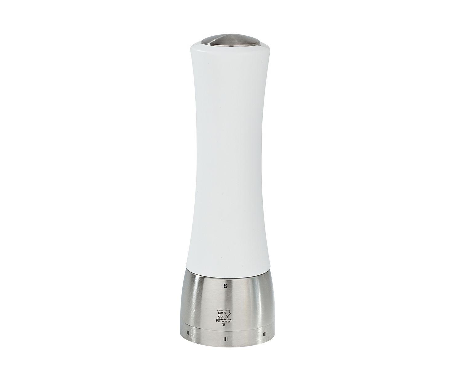 Peugeot Madras Salzmühle, U´Select Edelst / Weiß, 21 cm