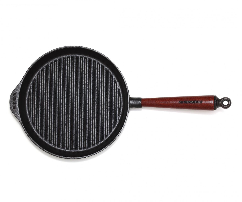 Skeppshult Grillpfanne 25 cm, Gusseisen – Bild 3