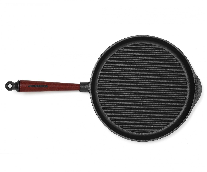 Skeppshult Gusseisen Grillpfanne 28 cm – Bild 3