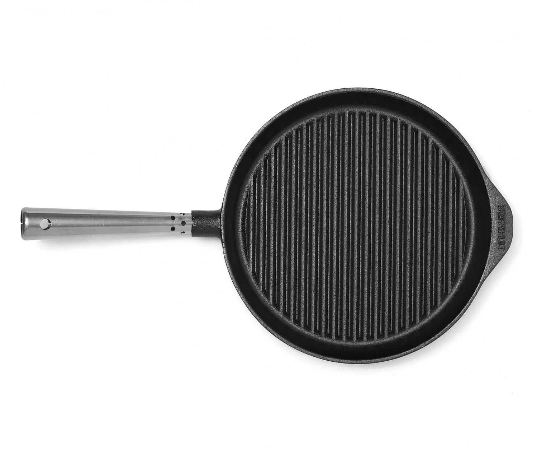 Skeppshult Gusseisen Grillpfanne 25 cm – Bild 3