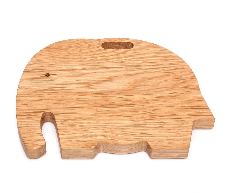 Macani Schneidebrett Elefant – Bild 3