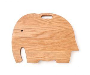 Macani Schneidebrett Elefant 001