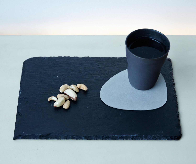Lind Dna Glasuntersetzer Curve, Nupo Black – Bild 4