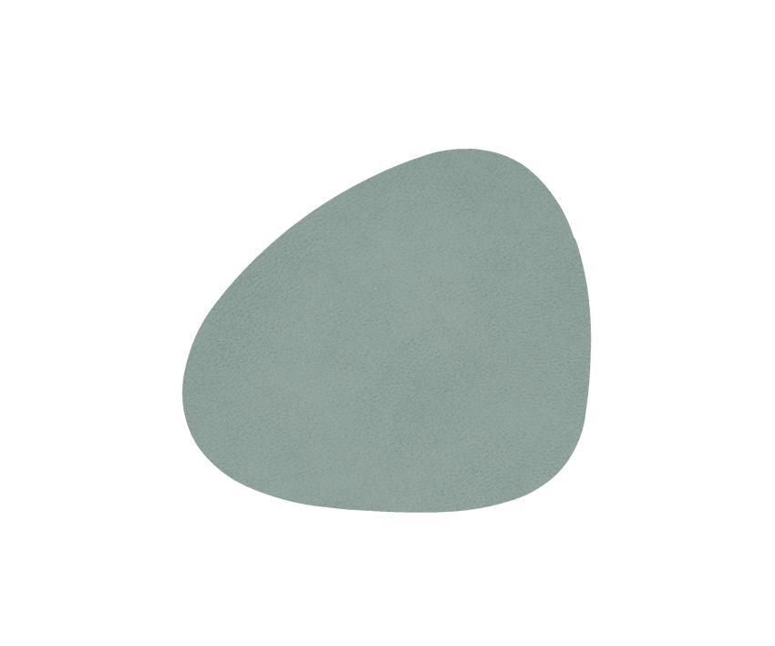 Lind Dna Glasuntersetzer Curve, Nupo Pastel Green – Bild 1