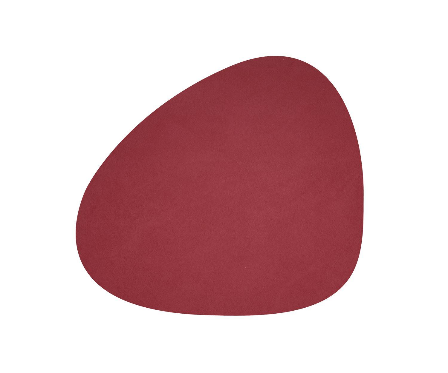 Lind Dna Tischset Curve L, Nupo Red – Bild 1