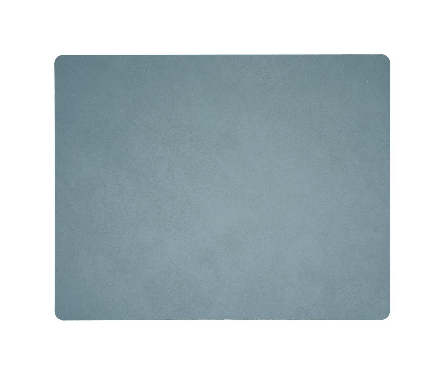 Lind Dna Tischset Square L, Nupo Light Blue – Bild 1