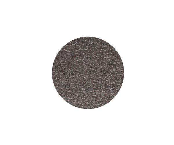 Bild von Lind Dna Glasuntersetzer Circle, Bull Brown