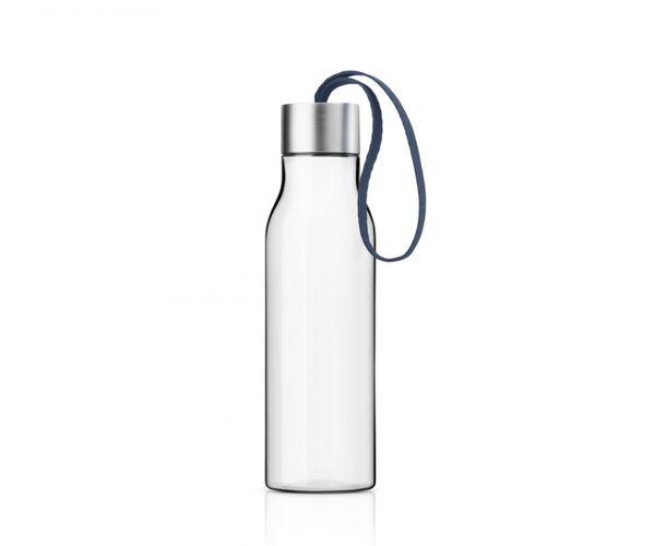 Eva Solo Trinkflasche Navy blau 0.5l