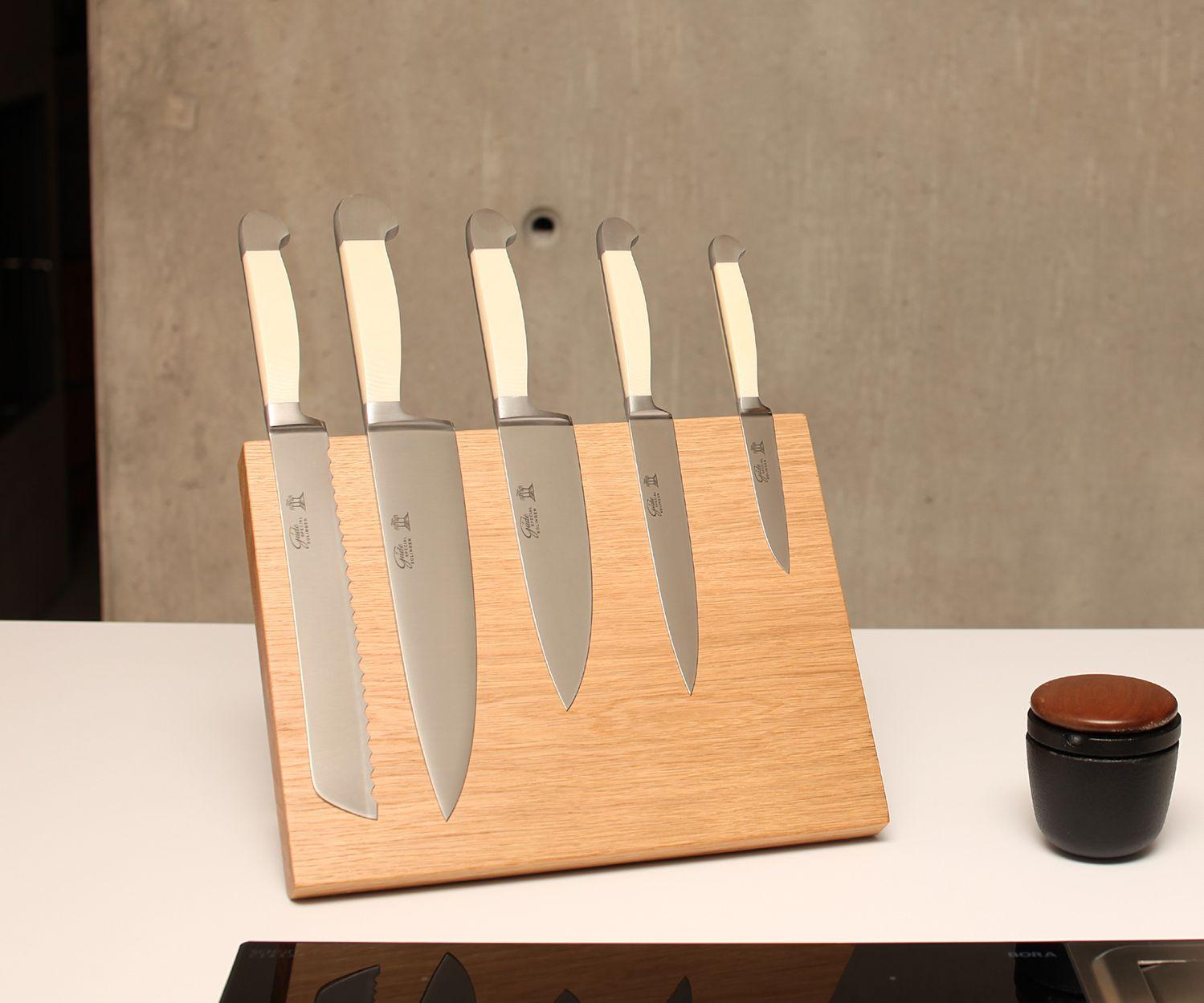 Güde White Micarta Messerset 6-tlg – Bild 7
