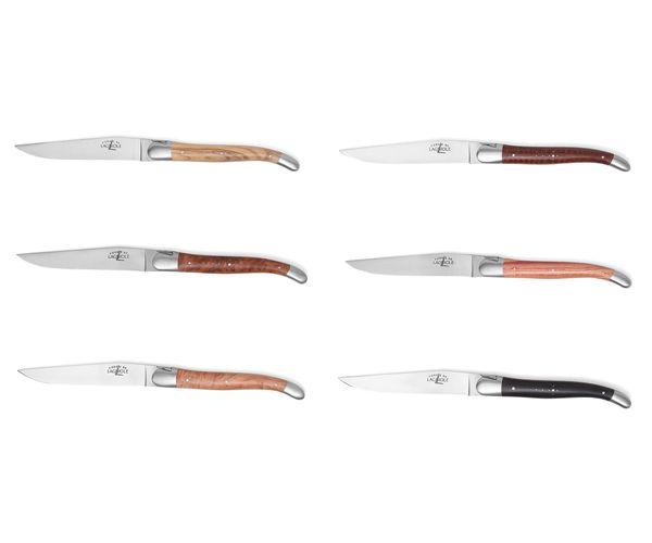 Bild 1 von Forge de Laguiole Steakmesser, Set 6-tlg, Mix
