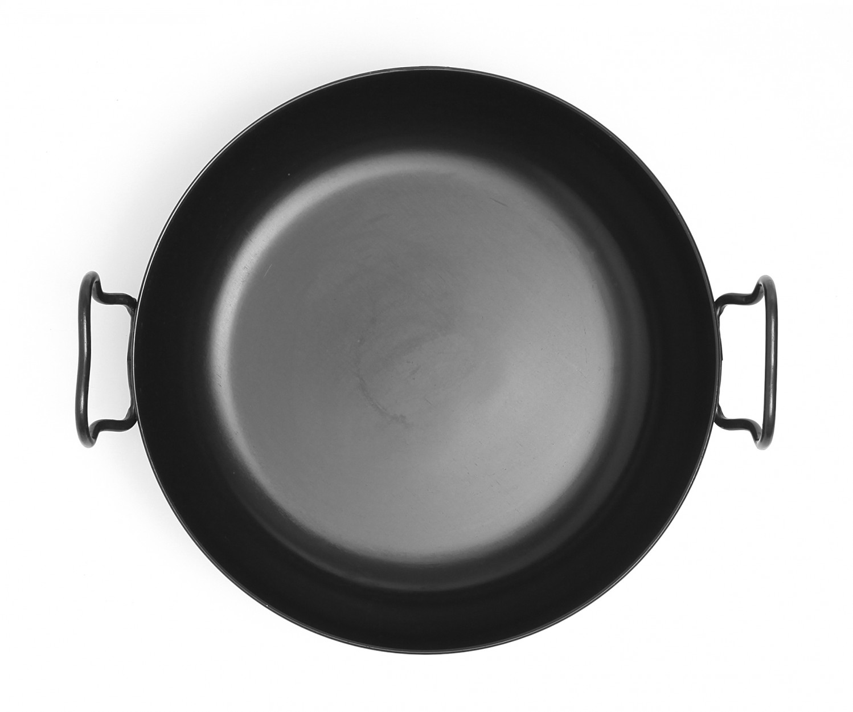 Helmensdorfer Dampfnudelpfanne, 30 cm, inkl. Deckel – Bild 4