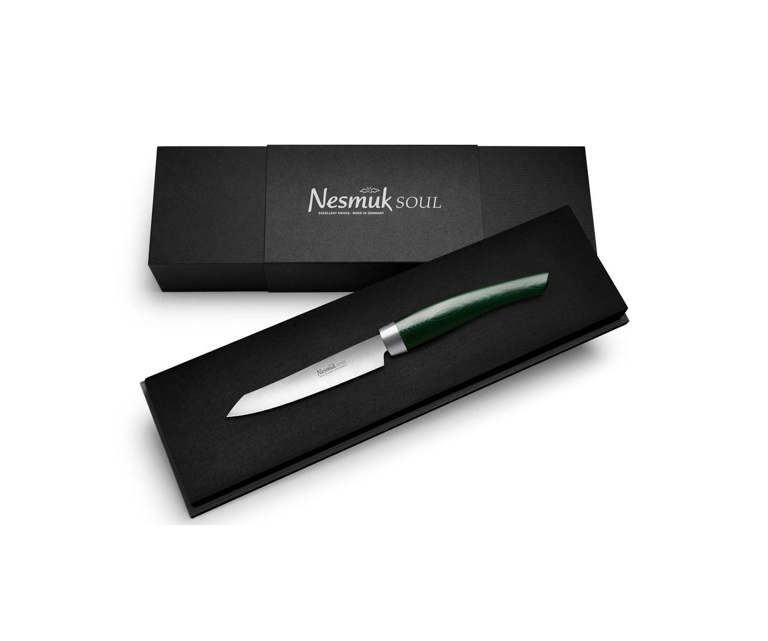 Nesmuk Office Micarta Green, Soul – Bild 2