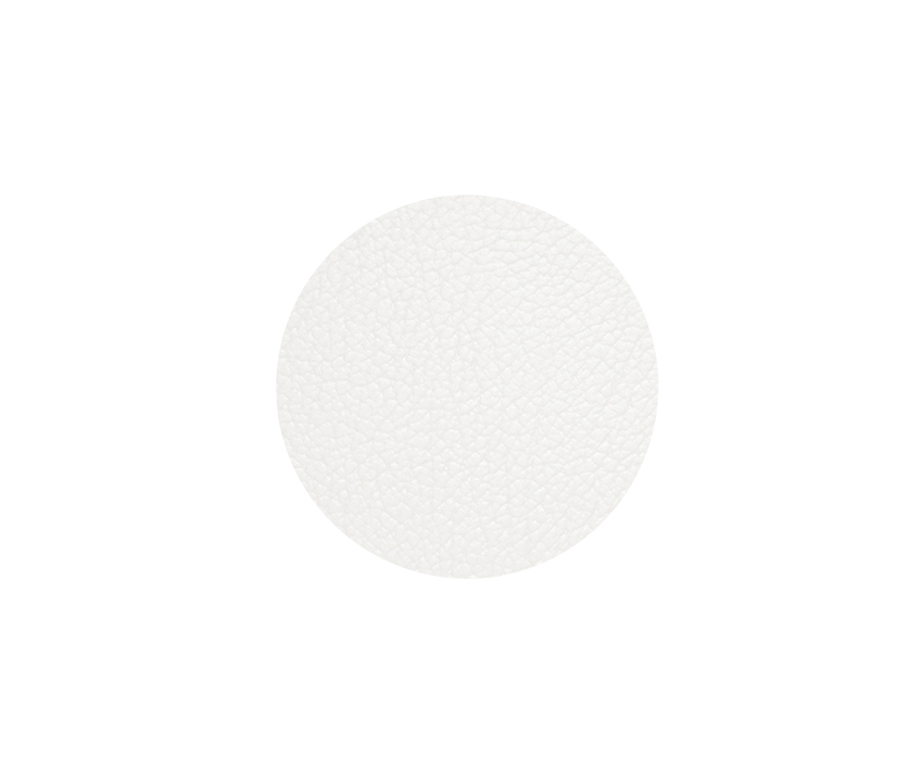 Lind Dna Glasuntersetzer Circle, Bull White