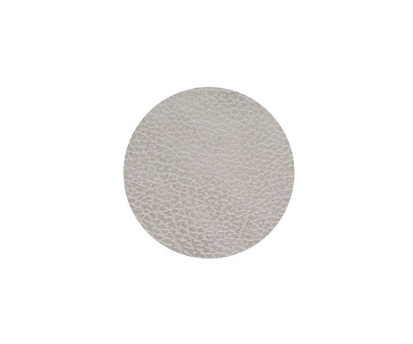 Bild von Lind Dna Glasuntersetzer Circle, Hippo Anthracite-Grey
