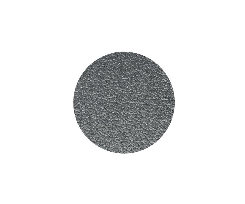 Lind Dna Glasuntersetzer Circle, Double Bull Black / Brown – Bild 2