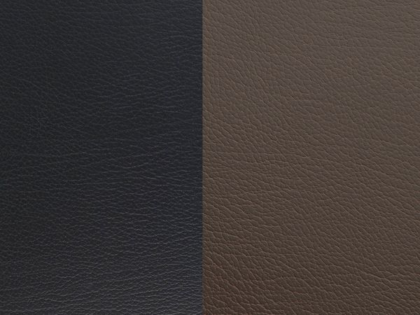 Bild von Lind Dna Glasuntersetzer Square, Double Bull Black / Brown