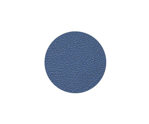 Bild von Lind Dna Glasuntersetzer Circle, Hippo Navy Blue