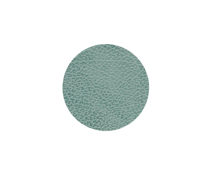 Lind Dna Glasuntersetzer Circle, Hippo Pastel Green