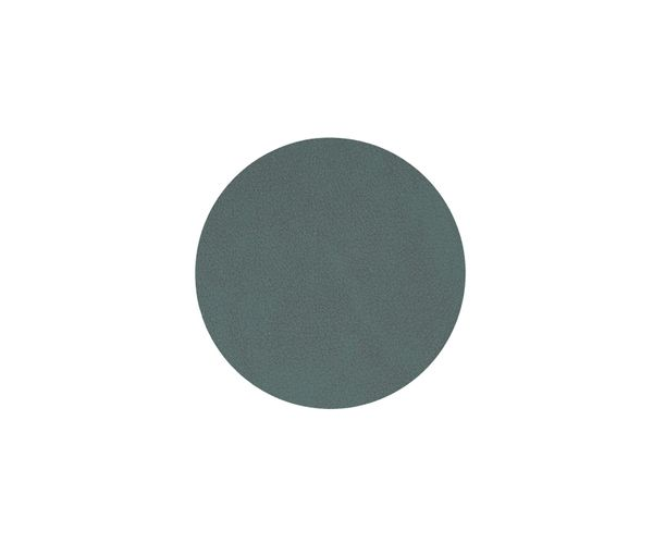 Bild von Lind Dna Glasuntersetzer Circle, Nupo Dark Green