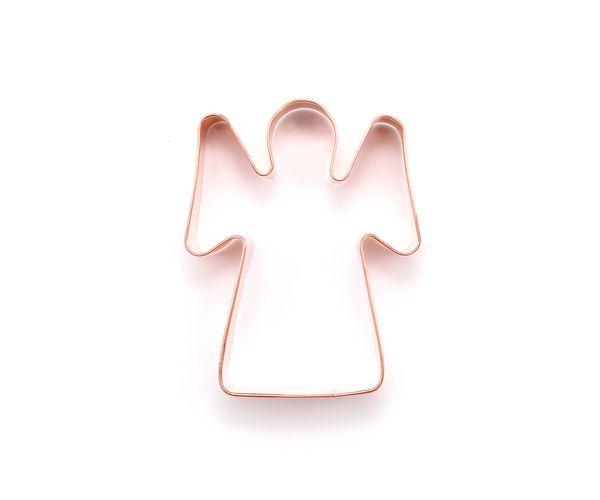 Bild von Kupfermanufaktur Ausstechform Engel