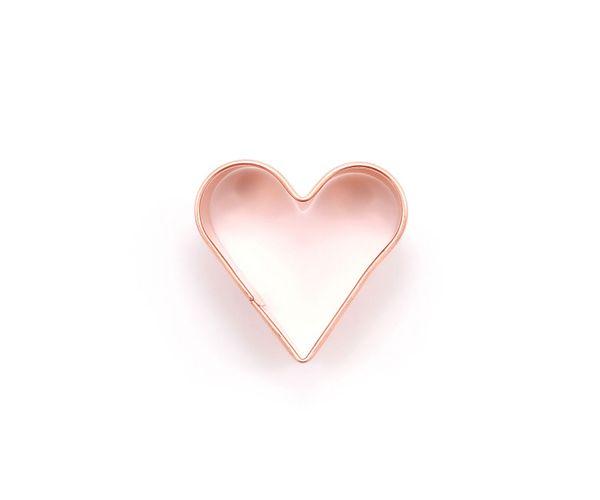 Bild von Kupfermanufaktur Ausstechform Herz klein