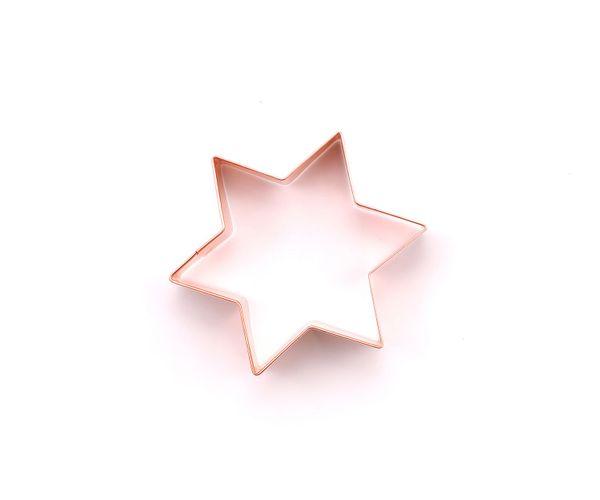 Bild von Kupfermanufaktur Ausstechform Stern groß