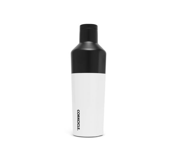 Bild von Corkcicle Isolierflasche Color Block Modern Black 0.475l