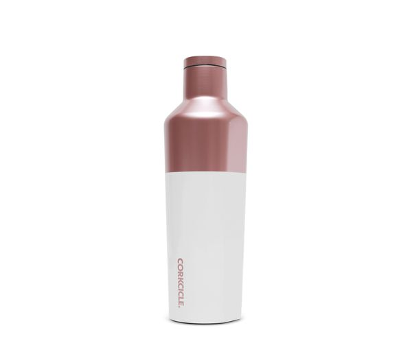 Corkcicle Isolierflasche Color Block Rosé 0.475l