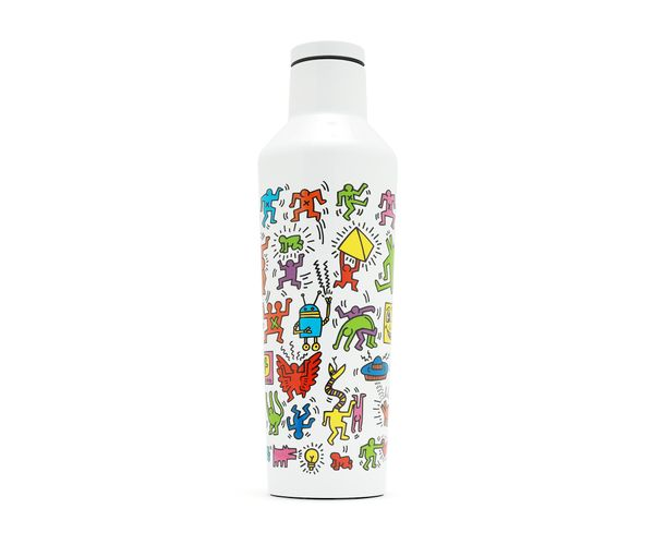 Bild von Corkcicle Isolierflasche Keith Haring Pop Party 0.475l