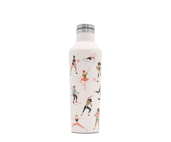 Bild von Corkcicle Isolierflasche Rifle Paper Sports Girls 0.475l