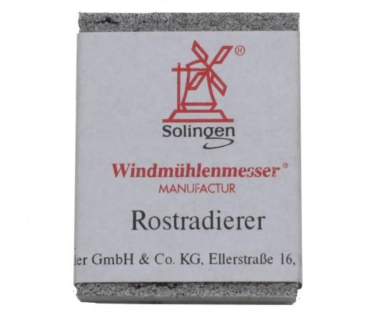 Bild 1 von Windmühlenmesser Rostradierer